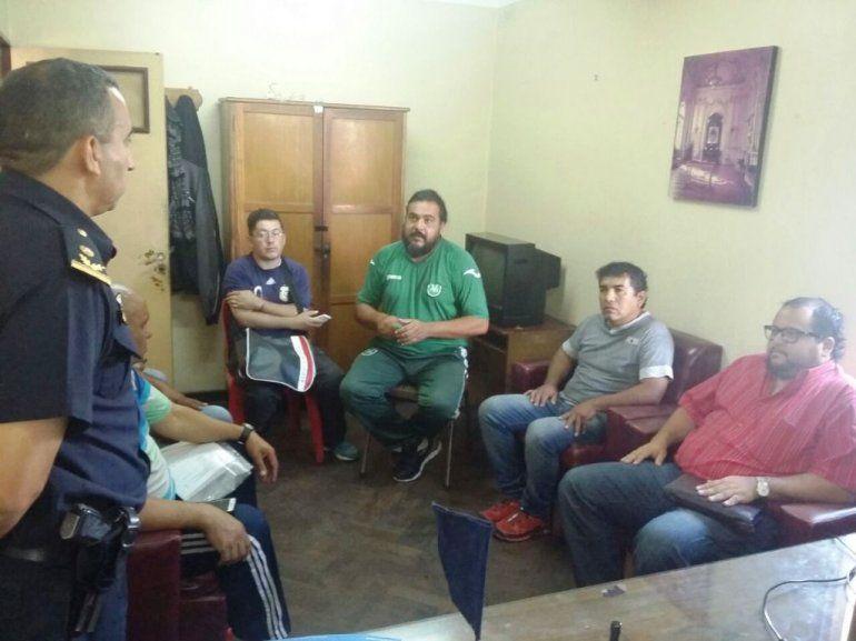 Delinearon operativo de seguridad para los partidos de la Liga Jujeña de Fútbol