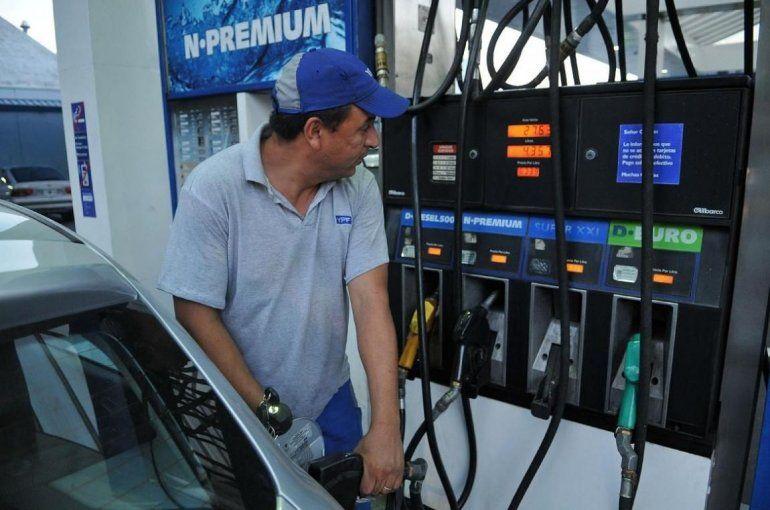 Aumentos: suben 6% los combustibles en todo el país