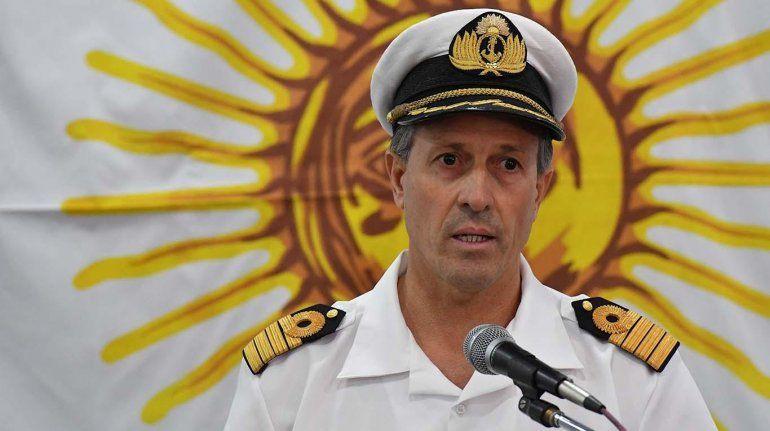 ARA San Juan: la Armada investiga un contacto a 950 metros de profundidad