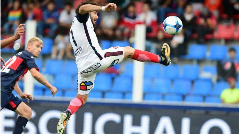 San Lorenzo le ganó a Tigre y es líder del campeonato