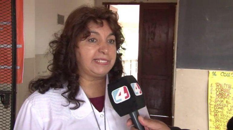 Filtraciones de agua y problemas con el sistema eléctrico en la escuela Buenos Aires