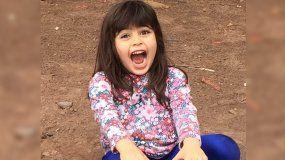 Agustina, la pequeña maestra jujeña contra la diabetes en youtube