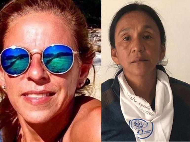 Si cumple con la caución, liberarían a Claudia Trenque, la escribana de la Tupac Amaru