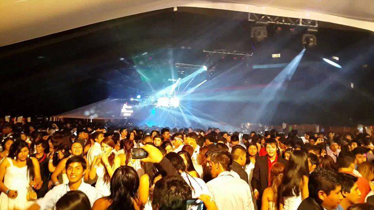 Tunay, Coroico y La Línea, los grupos que estarán en la fiesta de la Promo 2017