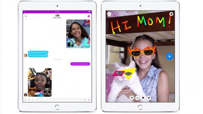 Facebook lanzó una versión de Messenger para niños ¿Más conectividad o más peligro?