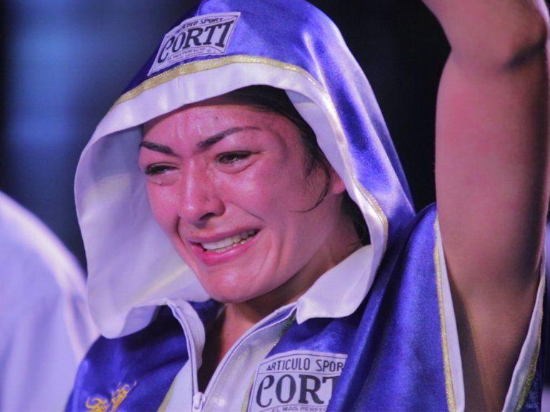 La Pumita Carabajal buscará ser campeona del mundo en Jujuy