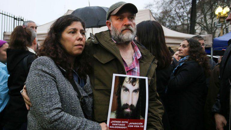 La familia de Santiago Maldonado no recibirá más plata del Estado