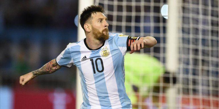 Si nos va mal, tenemos que desaparecer, dijo Leo Messi al referirse al Mundial