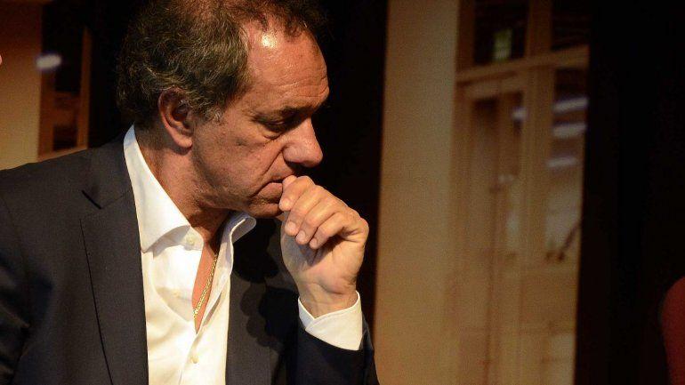 Daniel Scioli: No voy a ser indiferente, sé lo que la gente quiere