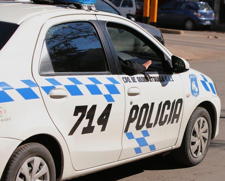 Perico: Una joven murió al derrapar la moto en la que iba sin casco