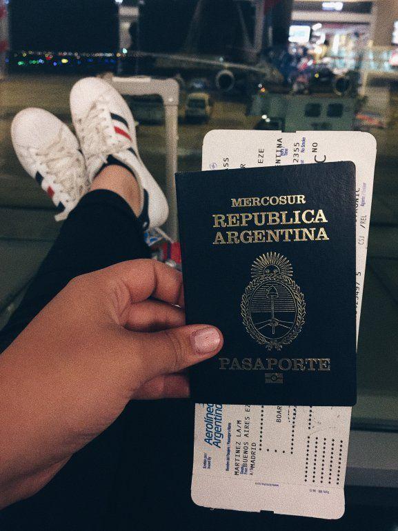 A partir de hoy sacar el pasaporte es un 70% más caro