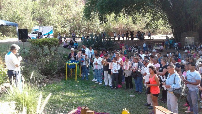 Ledesma: feligreses católicos celebran hoy el Día de la Virgen de Guadalupe
