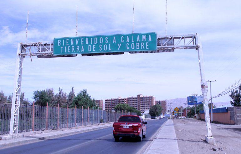 Le robaron la camioneta a una familia jujeña que vacacionaba en Calama