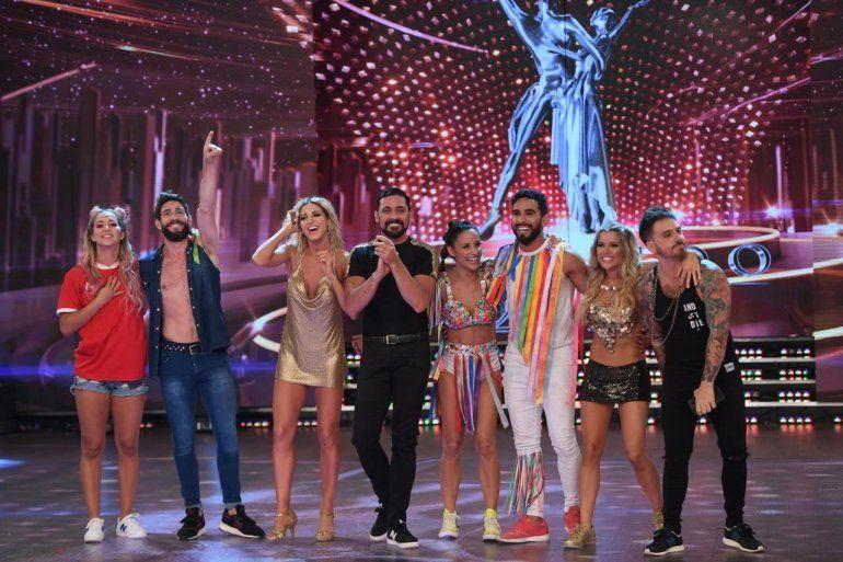 Con Flor Vigna, que tiene un sueño de Jujuy, ya están los semifinalistas del Bailando 2017