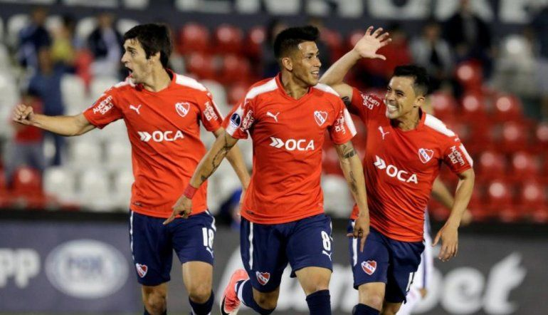 Independiente va por la gloria en el mítico estadio Maracaná
