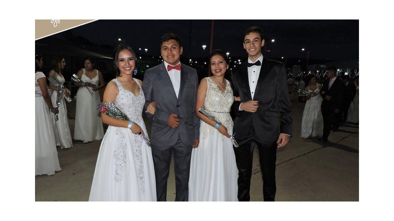 Cena Blanca 2017 - Pasarela