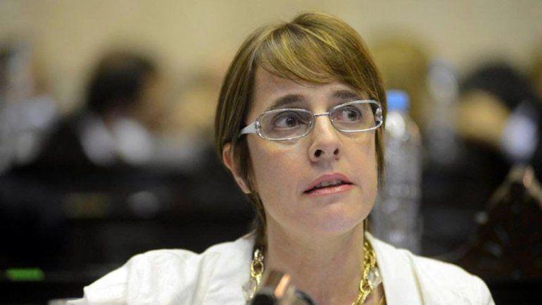 Gabriela Burgos: Los diputados piqueteros no permitieron el normal funcionamiento de la Cámara de Diputados