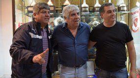 Moyano sigue como presidente de Independiente: estará al frente por 4 años más