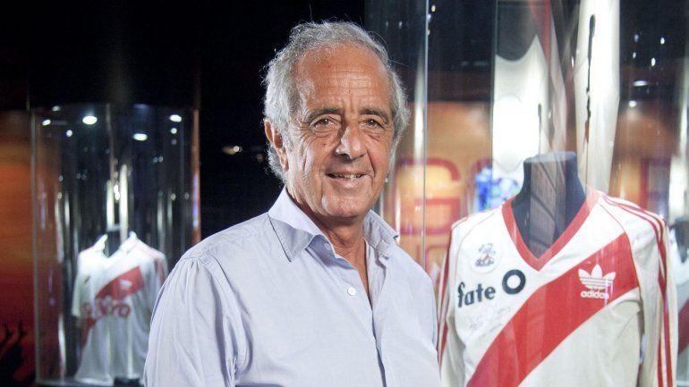 D´Onofrio, otra vez presidente del Club Atlético River Plate