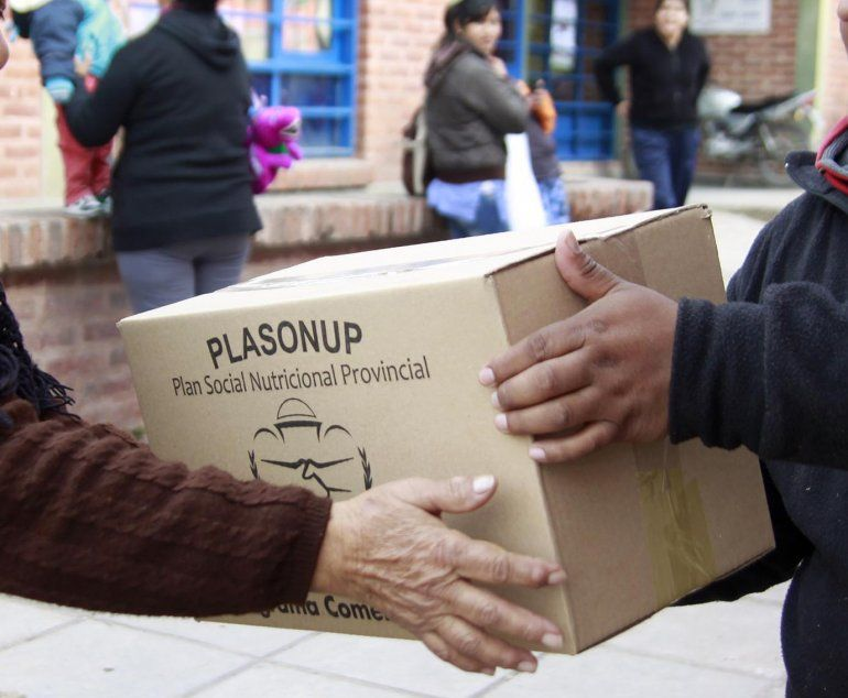 Mirá donde entregan los módulos navideños en San Salvador de Jujuy