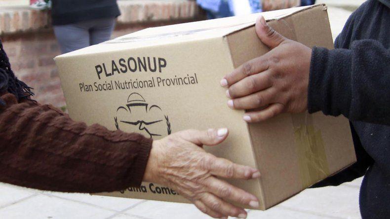 Palpalá: Desde mañana entregan unidades alimentarias y módulos navideños