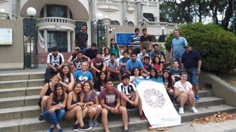 Carroceros campeones de la FNE 2017 fueron premiados y viajaron a Buenos Aires