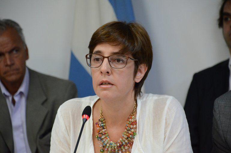 Gabriela Burgos aseguró que pedir la intervención del poder Judicial atenta contra la independencia en Jujuy