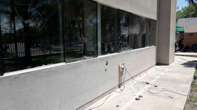 Julio Bravo sobre los daños en el municipio: No hay ninguna duda que hubo infiltrados