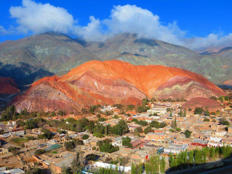 Purmamarca fue elegido como el mejor destino turístico de 2017