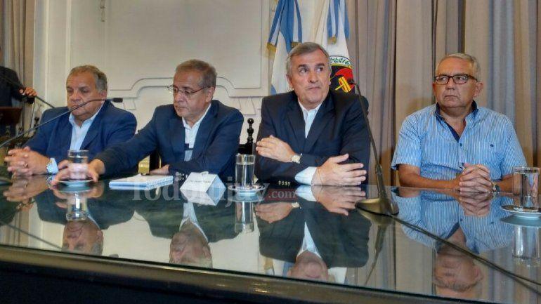Morales: No cobran los sueldos porque el sindicato no quiere