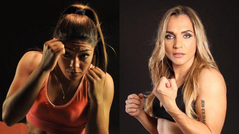 La Pumita y la Reina Rosa tendrán su pesaje antes de la pelea por el título mundial