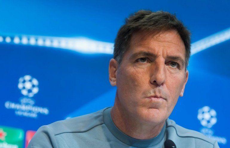 Sevilla despidió a Berizzo por la mala racha del equipo