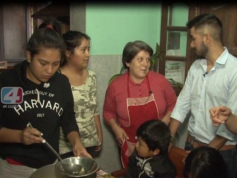 Yoli: la mujer que alimenta a más de 130 niños desde hace 17 años