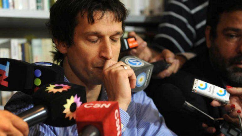 Ercolini procesó a Lagomarsino en la causa que investiga la muerte de Nisman