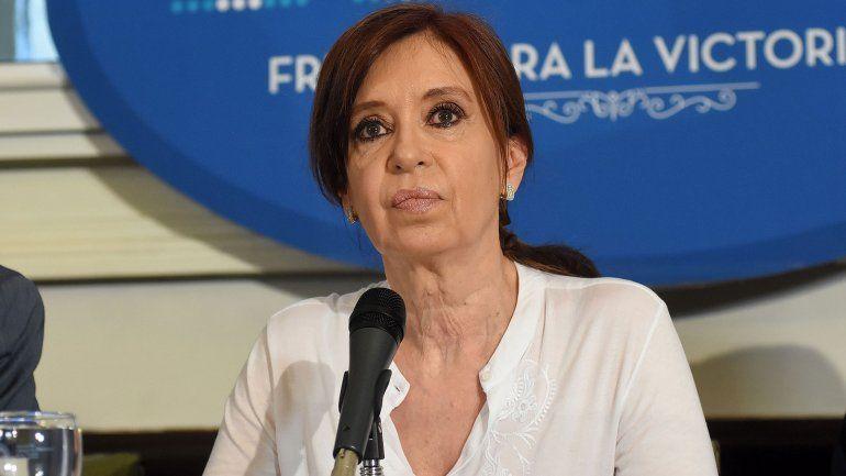 Unificaron dos causas contra Cristina Kirchner: la Ruta del dinero K y la obra pública