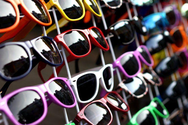 Las consecuencias de usar anteojos de sol truchos son impensadas