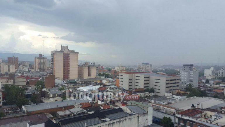 ¡Atención alerta meteorológico para hoy! Fuertes lluvias y tormentas en tierras jujeñas