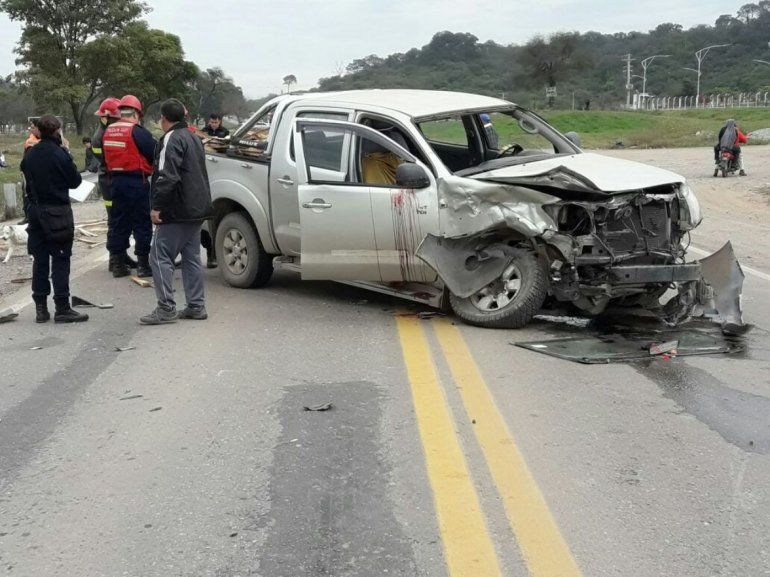 Durante el 2017 hubo más de 2 mil accidentes de tránsito en la provincia