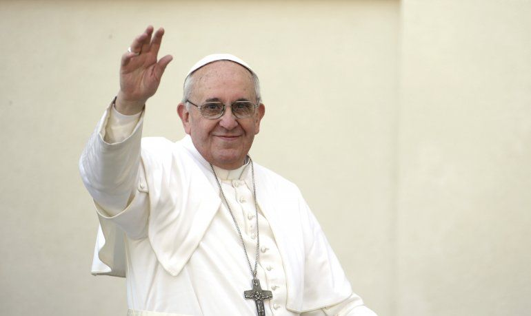 Francisco pedirá por la paz de pueblos mapuches y por el progreso de los pueblos