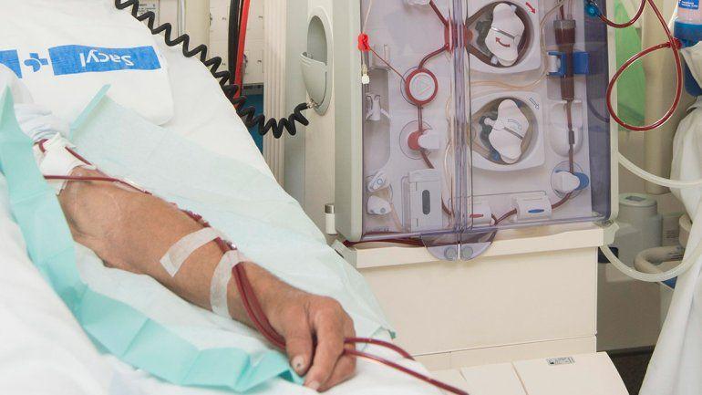 Problema con el servicio de transporte para pacientes con diálisis