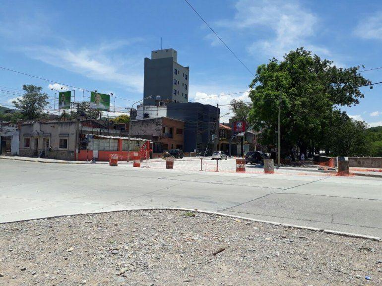 Hoy habilitan la segunda etapa de pavimentación de avenida Hipólito Yrigoyen