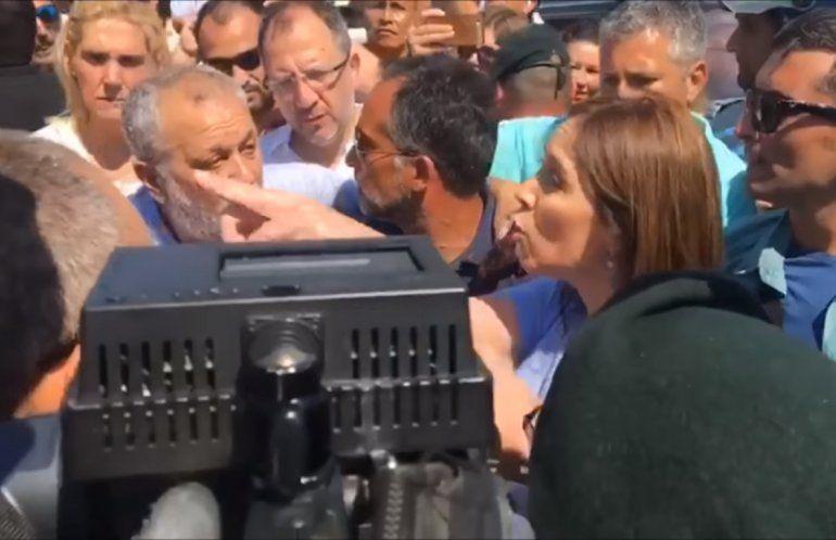 Incidente en Mar del Plata con Vidal: bajó de su camioneta y se enfrentó con guardavidas