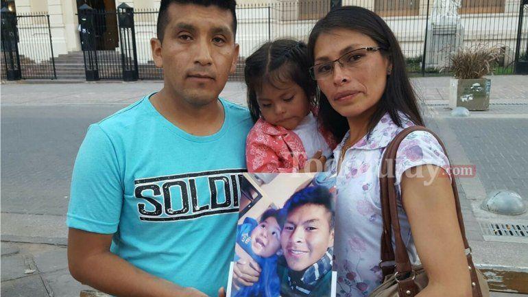 Mamá de Matías Puca: Ni siquiera pude terminar de llorar a mi hijo