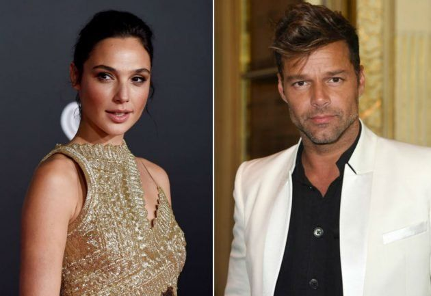 Gal Gadot y Ricky Martin entregarán premios en Los Globos de Oro