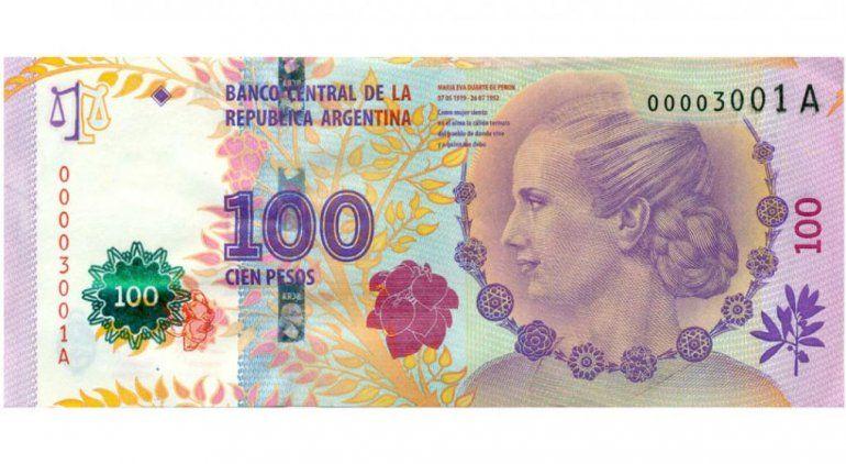 Mirá los animales que estarán en los billetes de 50 y 100 pesos en 2018
