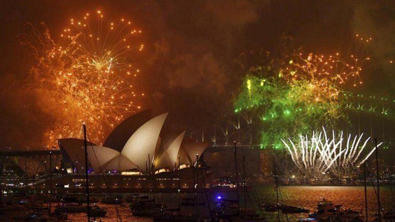 Los festejos en todo el mundo