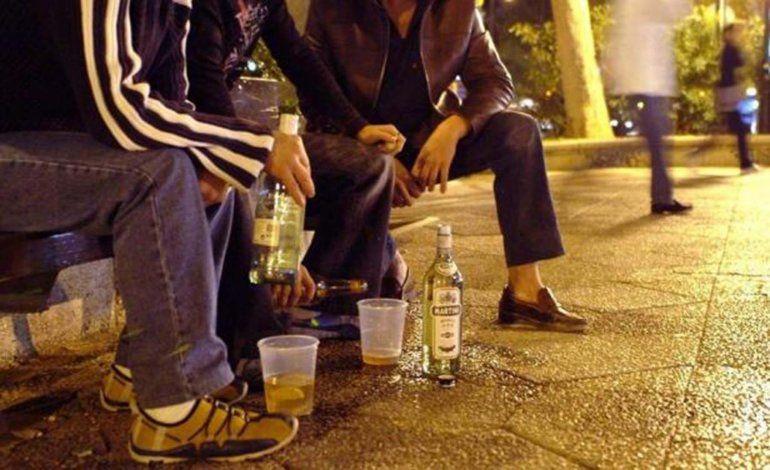 Evalúan sancionar a los que realicen las previas en la calle por los diversos incidentes