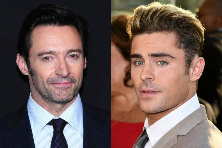 Zac Efron y Hugh Jackman promocionan The Greastest Showman