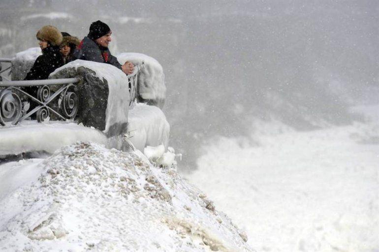 Una tormenta de invierno amenaza la costa este de Estados Unidos