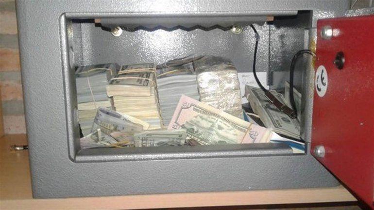 Detienen a gremialista argentino que tenía armas y dinero en efectivo